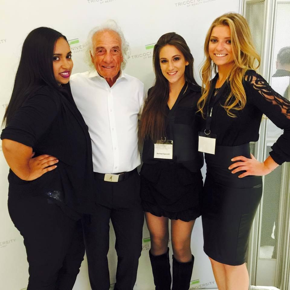 Mario Tricoci and Tricoci University cosmetology and
