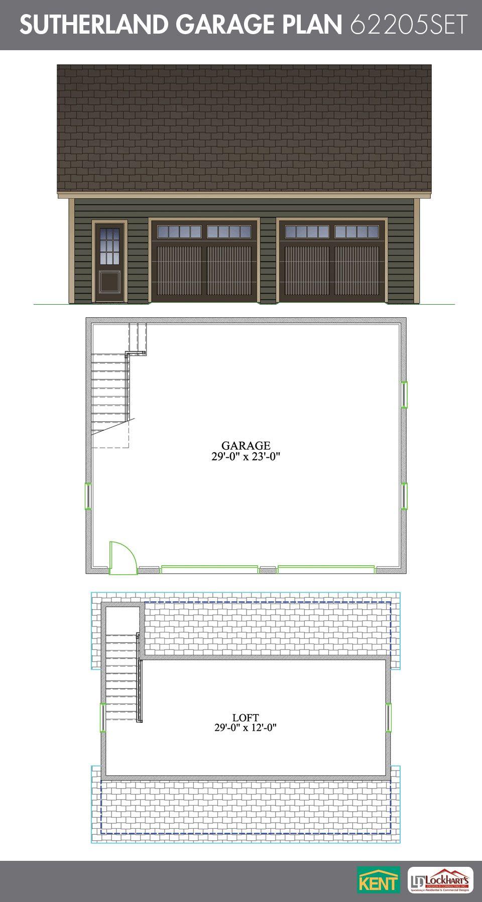 Sutherland Garage Plan Kent Building Supplies Garage Plan Garage Plans Kent Building
