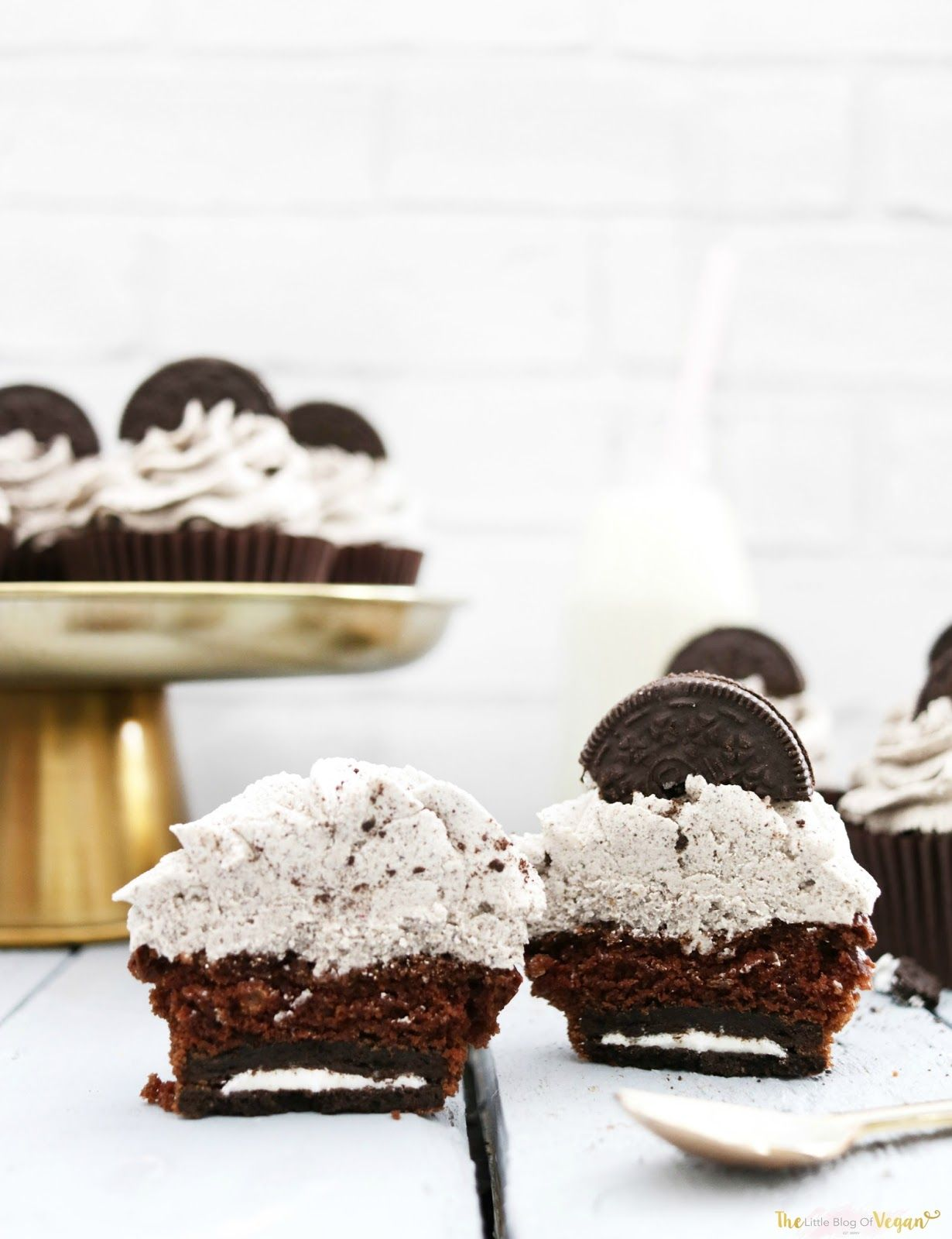 The Best Vegan Oreo Cupcake Recipe Health Advice Vegans And Tasty