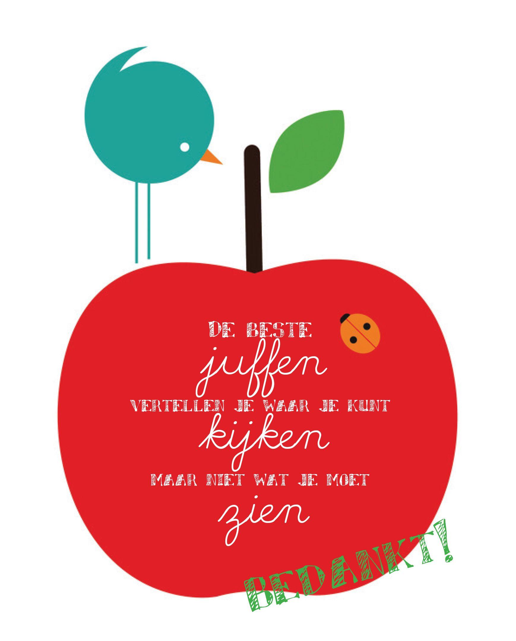 Citaten Afscheid School : Zeer tekst bedankt juf einde schooljaar od belbin