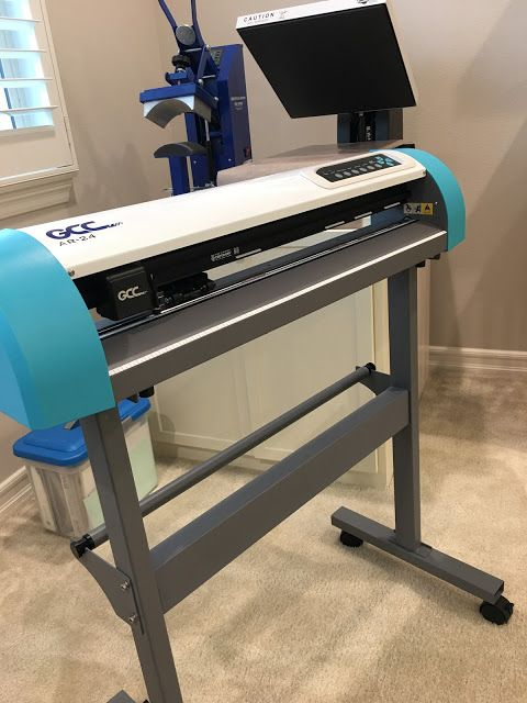 Affordable 24 Vinyl Cutter Using Gcc With Silhouette Studio Pros And Cons Vinyl Cutter Projects Vinyl Cutter Vinyl Cutter Machine