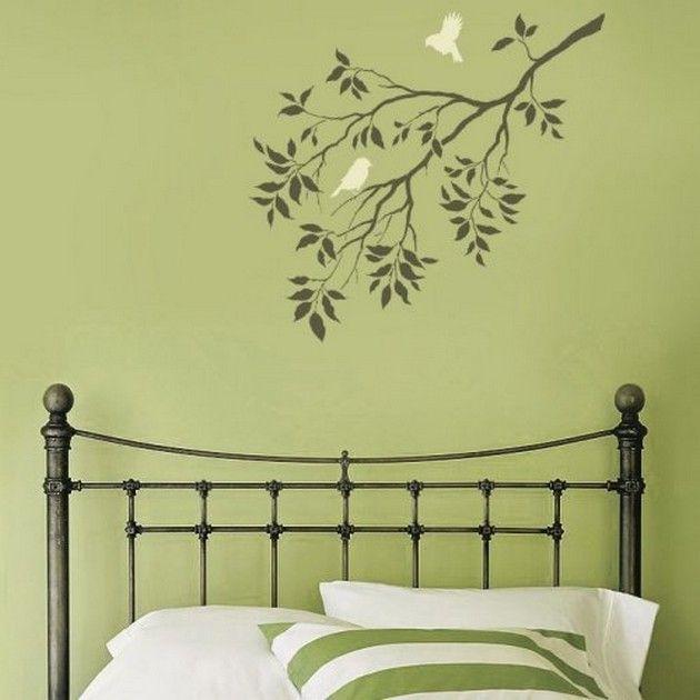DIY Wall Craft Ideas (17 Pics) | Vitamin-Ha | Ideas para el hogar ...
