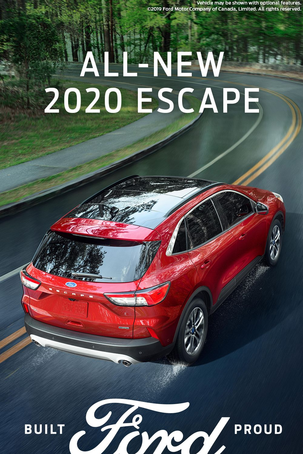 Pin By Steph Cookson On Car Advertising In 2020 Ford Escape Best Muscle Cars Ford