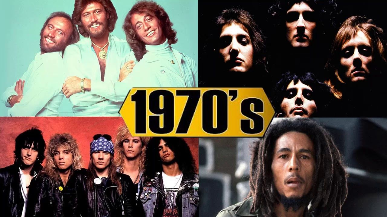 70's Music Hits Playlist - Best of 70s Music Classics - Top