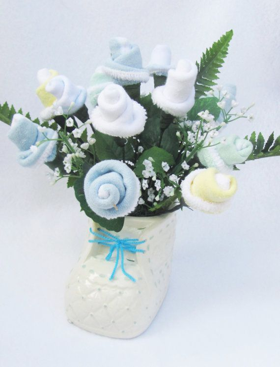 Baby shower decoration baby boy gift baby boy flower centerpiece baby shower decoration baby boy gift baby boy flower centerpiece welcome home baby negle Image collections