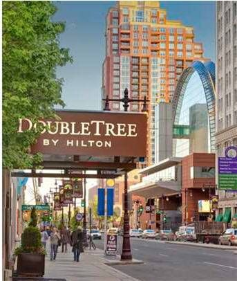 Doubletree Philadelphia City Center Philadelphia Hotels Hotel Direct Trip Advisor