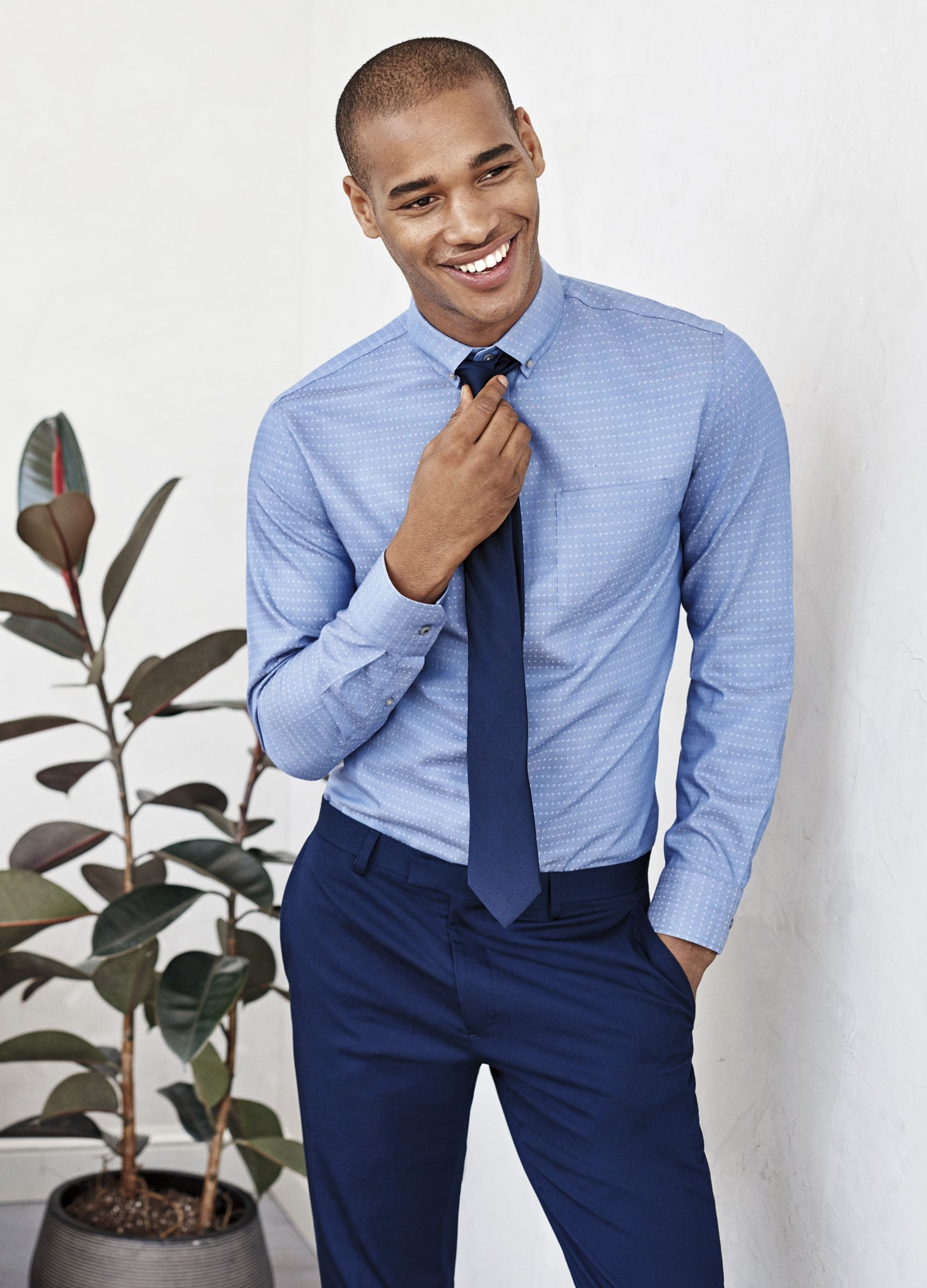 Discover The Softest Cotton Dress Shirt To Give Your Look The