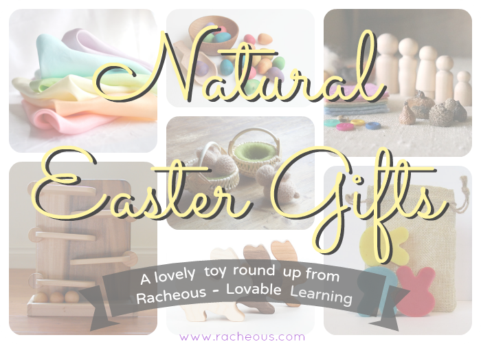 Natural easter gifts handmade toys easter and toy natural easter gifts gorgeous handmade toys activities and unique candy free gift ideas negle Image collections