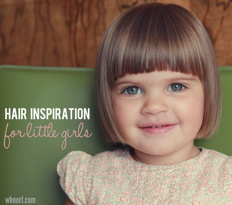 Charming Little Girl Haircut Gallery | Hair Inspiration For Little Girls | Whoorl