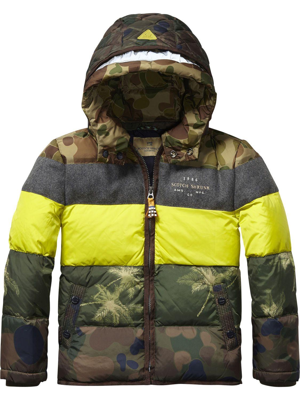 b9295d861 Nylon Jacket