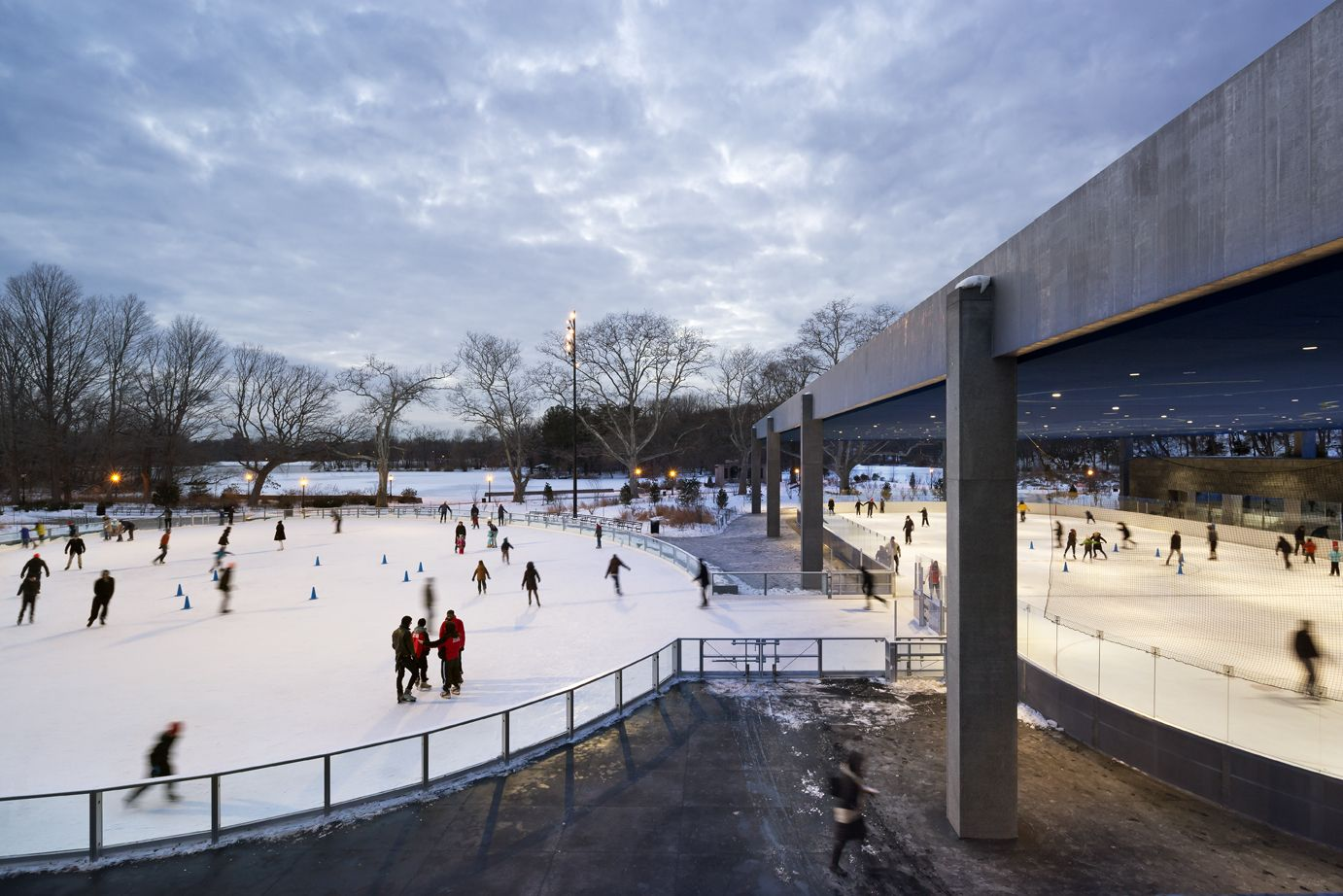 The Best Spots For Ice Skating Nyc Kids And Families Love Prospect Park Ice Skating Nyc Weekend In Nyc