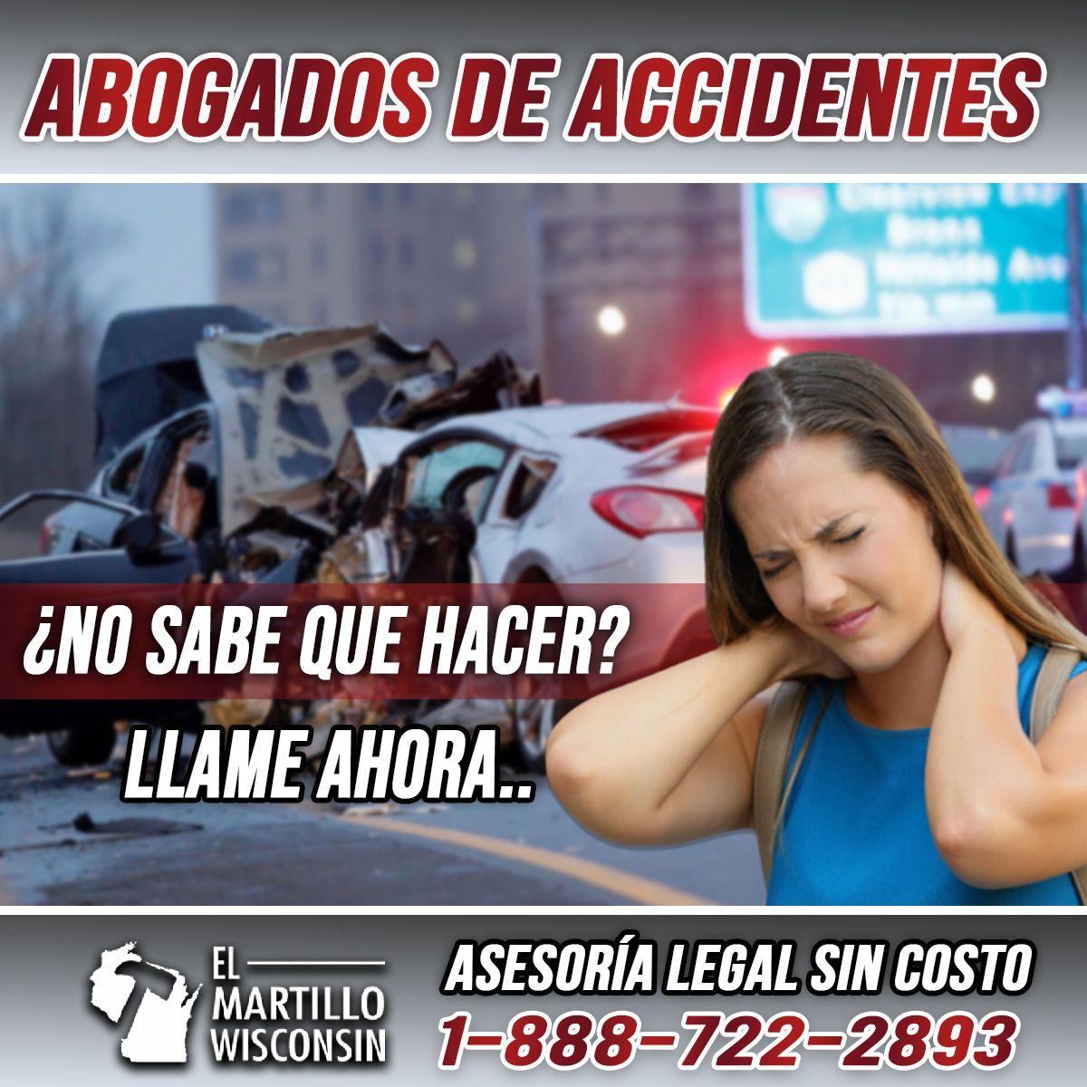 Abogados De Accidentes De Auto En Chicago Milwaukee Abogados Wisconsin