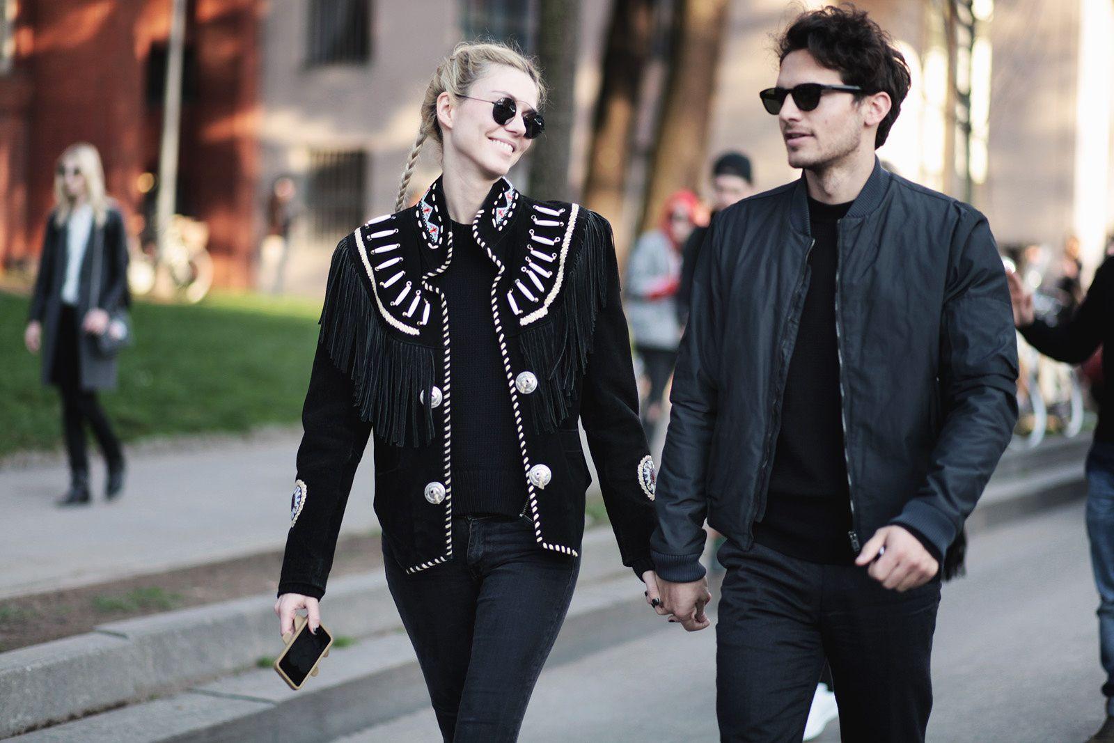 Street style en Milan Fashion Week | Galería de fotos 4 de 86 | GLAMOUR