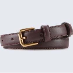 Photo of Belt in bordeaux