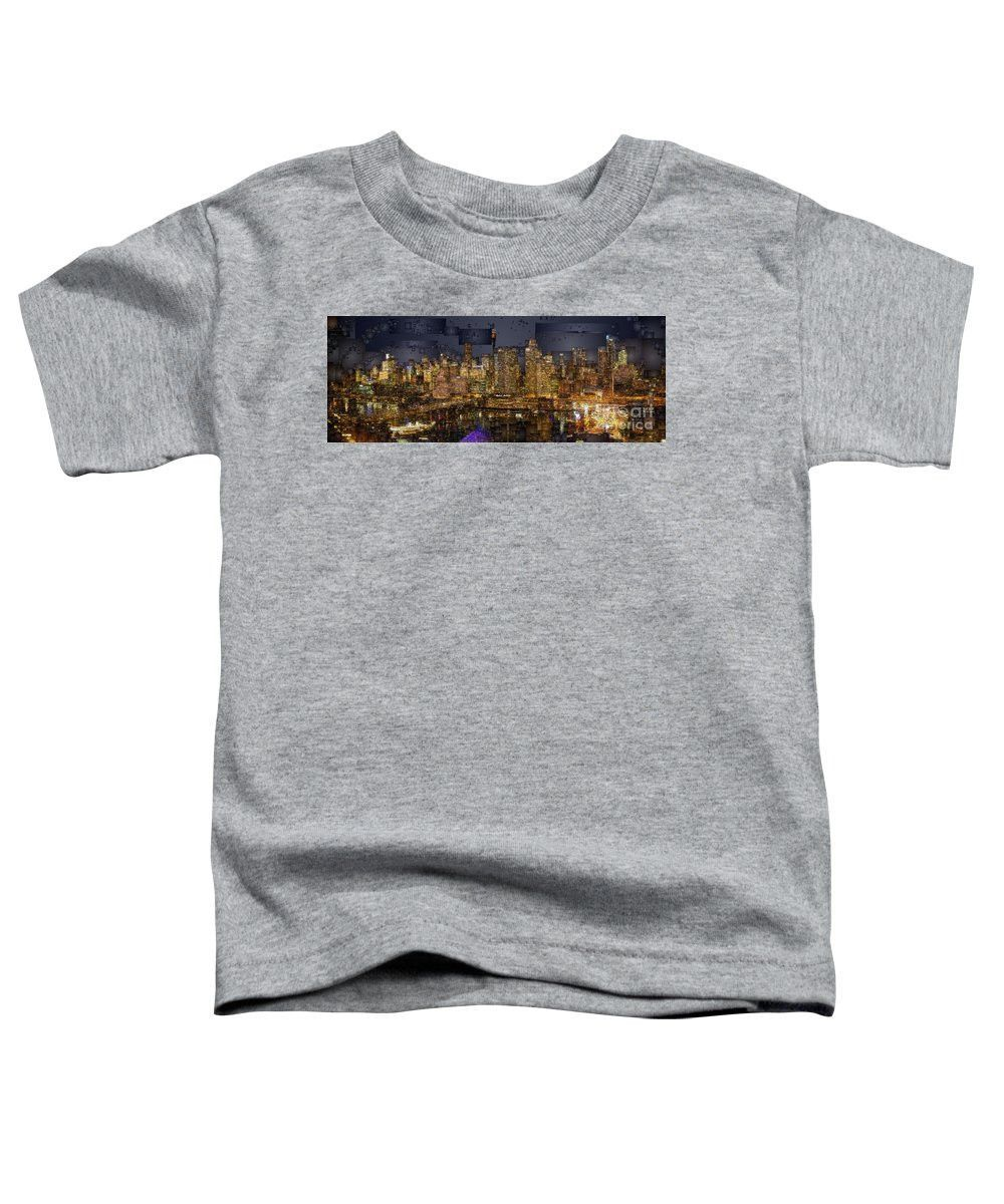 Toddler T-Shirt - Sydney Australia Skyline