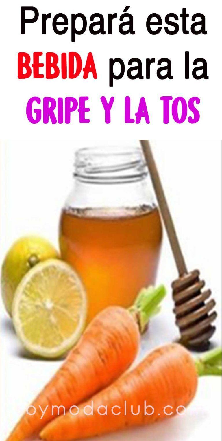 Como tomar miel con limon para la gripe