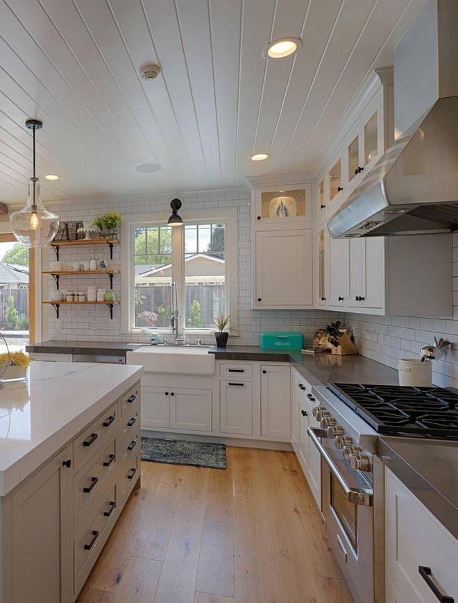 New Construction Modern Farmhouse Design Ideas Farmhouse kitchens