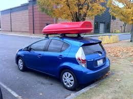 Cargo Roof Rack Cargo Roof Rack Toyota Prius Toy Car
