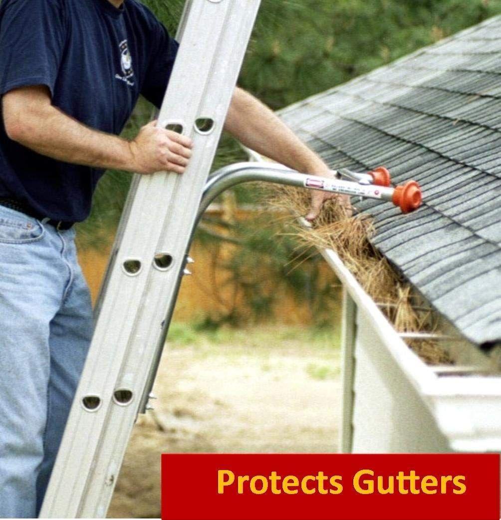Ladder Max Stand Off Stabilizer Ladder Accessories Best Ladder Gutters