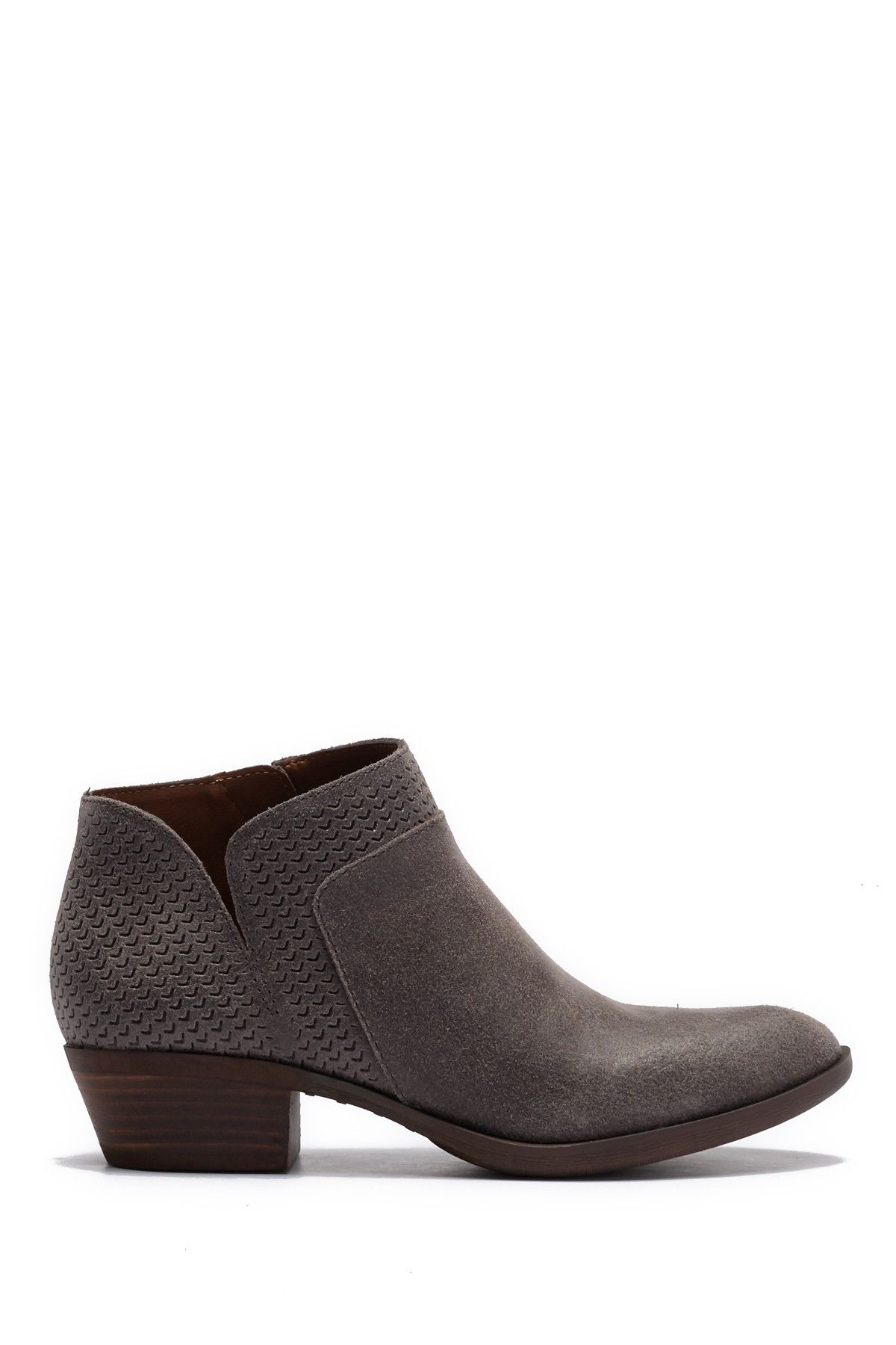 78e5b2c8c5e5e Image of Lucky Brand Brintly Leather Ankle Bootie