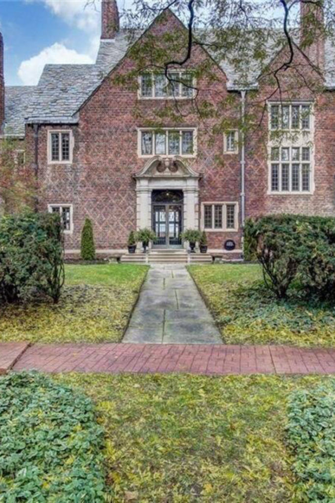 1927 The Ford Mansion For Sale In Perrysburg Ohio Captivating