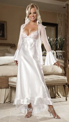 look out for purchase genuine best quality I love this sort of silk Negligee Sets. | BEST LOOKING WOMAN ...