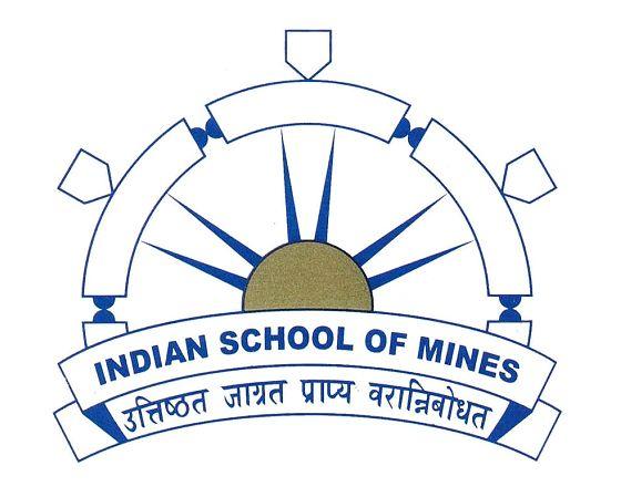 Indian School Of Mines Logo Govt Logo Design Pinterest Logo Design Company Logos And