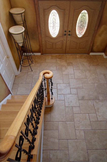 Tile And Decor Tampa Travertine Enterancewood Stairsstonemart  For My Hubby