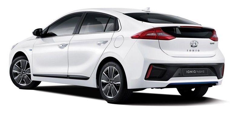 2017 Hyundai Ioniq Ev Audi Hybrid Toyota Honda Insight Interior Paint