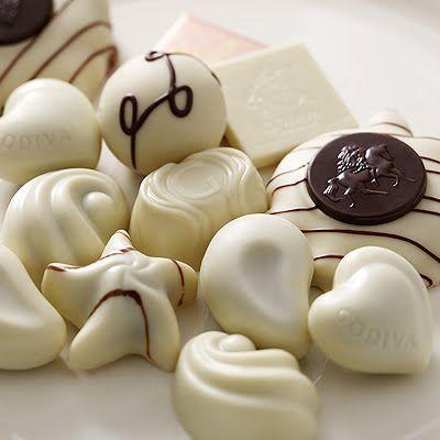 September 23 National White Chocolate Day Chocolate Assortment Godiva Chocolatier Chocolate Day