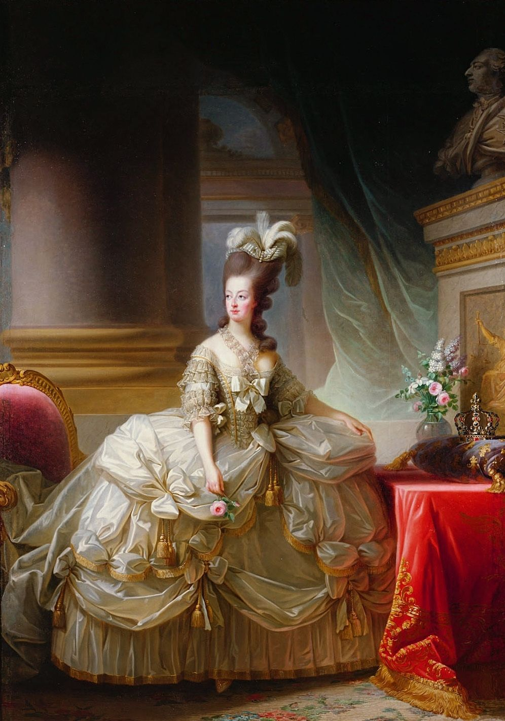 Marie Antoinette - Wikipedia. Many relatives in France in 1600s and 1700s.  Marie reigned in 1700s 9e65d3f7fae8