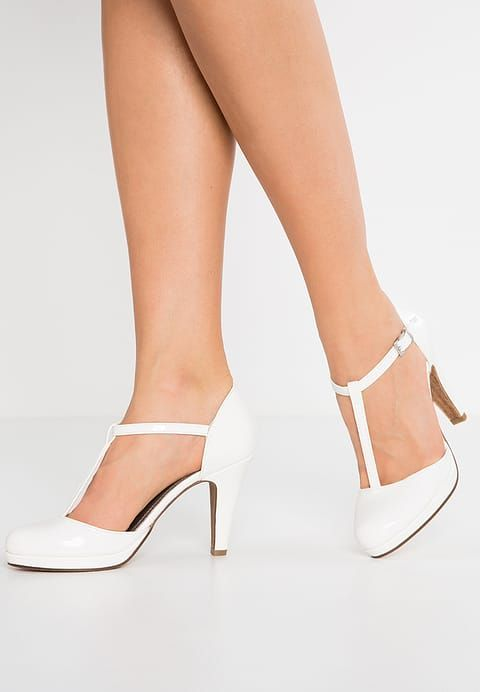 Marco TozziHigh heeled sandals - silver wGEygaklZ