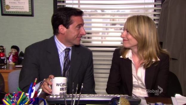 Pin By Ally Krebeck On Things I Love The Office Show Best Of The Office Holly Flax
