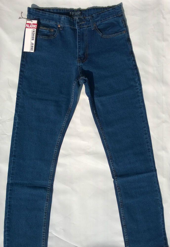 outlet store 4103f 39271 Jeans Uomo Paladino Tg46/60 Elasticizzato Zip Frontale 5 ...