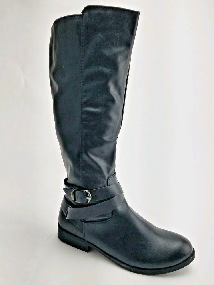 a6b4bbbb73403 Style & Co Madixe Women Knee High Boot Black Size 8 M #fashion ...