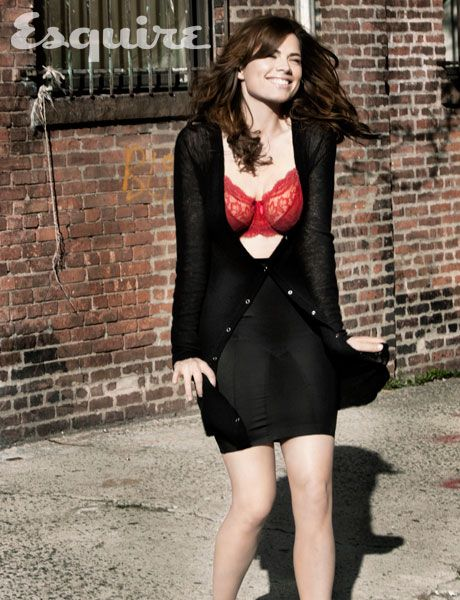 Hayley Atwell Hot Hayley Atwell In Esquire Pretty Girls Pics