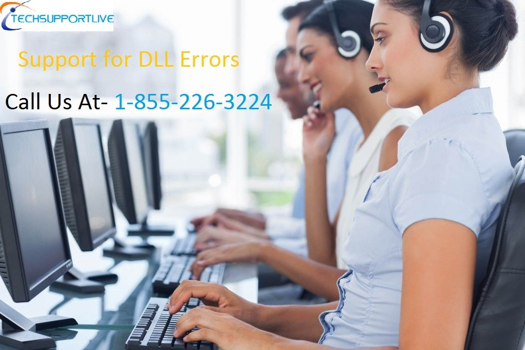 Call us Phone 18552263224Toll free By DLL Error