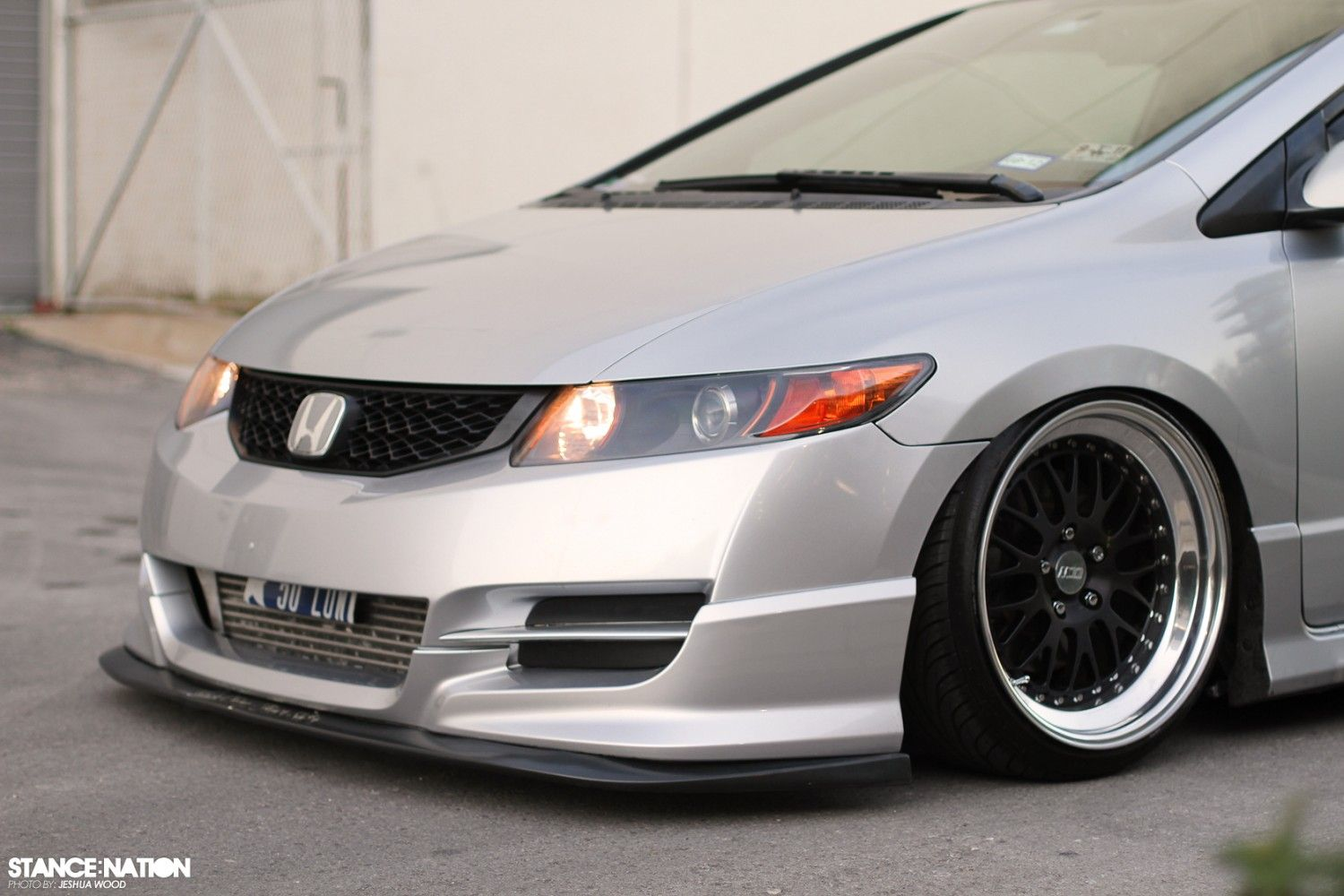 Slammed & Boosted. in 2020 Honda civic, Civic coupe, Civic