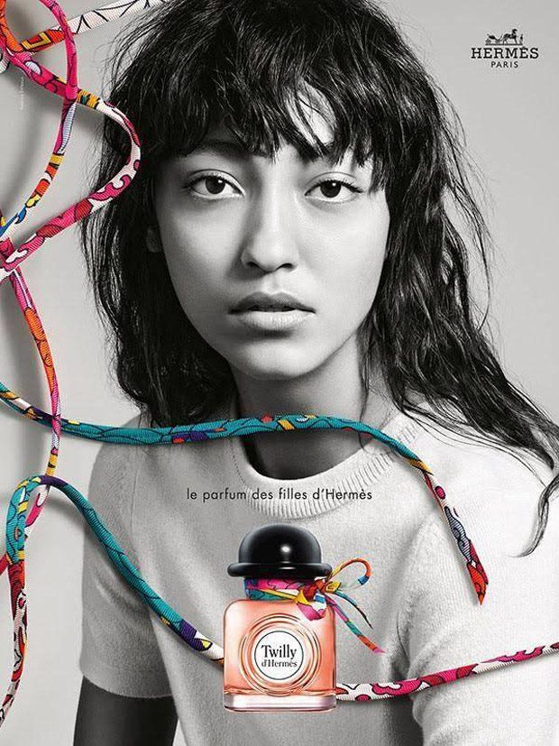 Cai Lee Peyton Knight Are The Faces Of Twilly Dhermes Fragrance