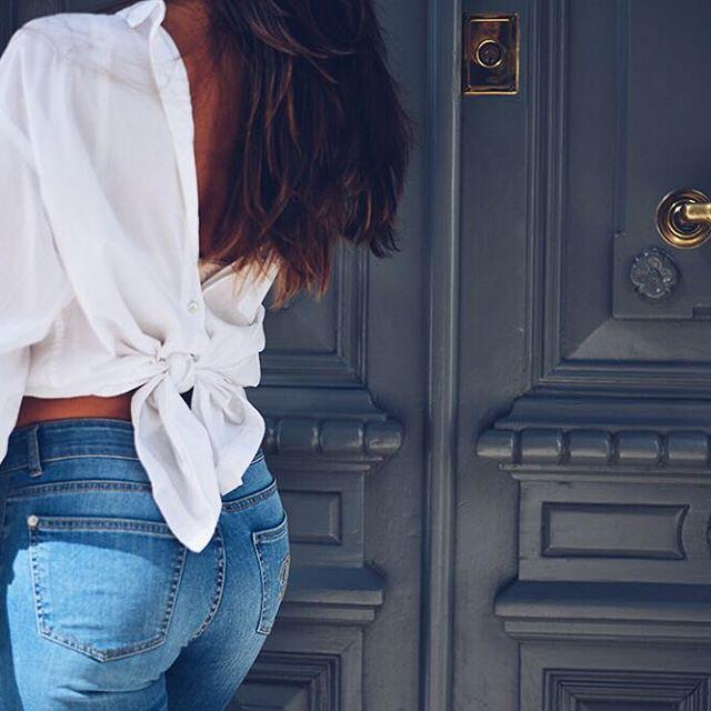 Buenos días! Tenéis nuevo look en el blog! / Morning! New look is waiting for…