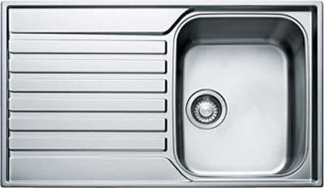 Franke Ascona ASX611 1.0B Sink - The kitchen sink