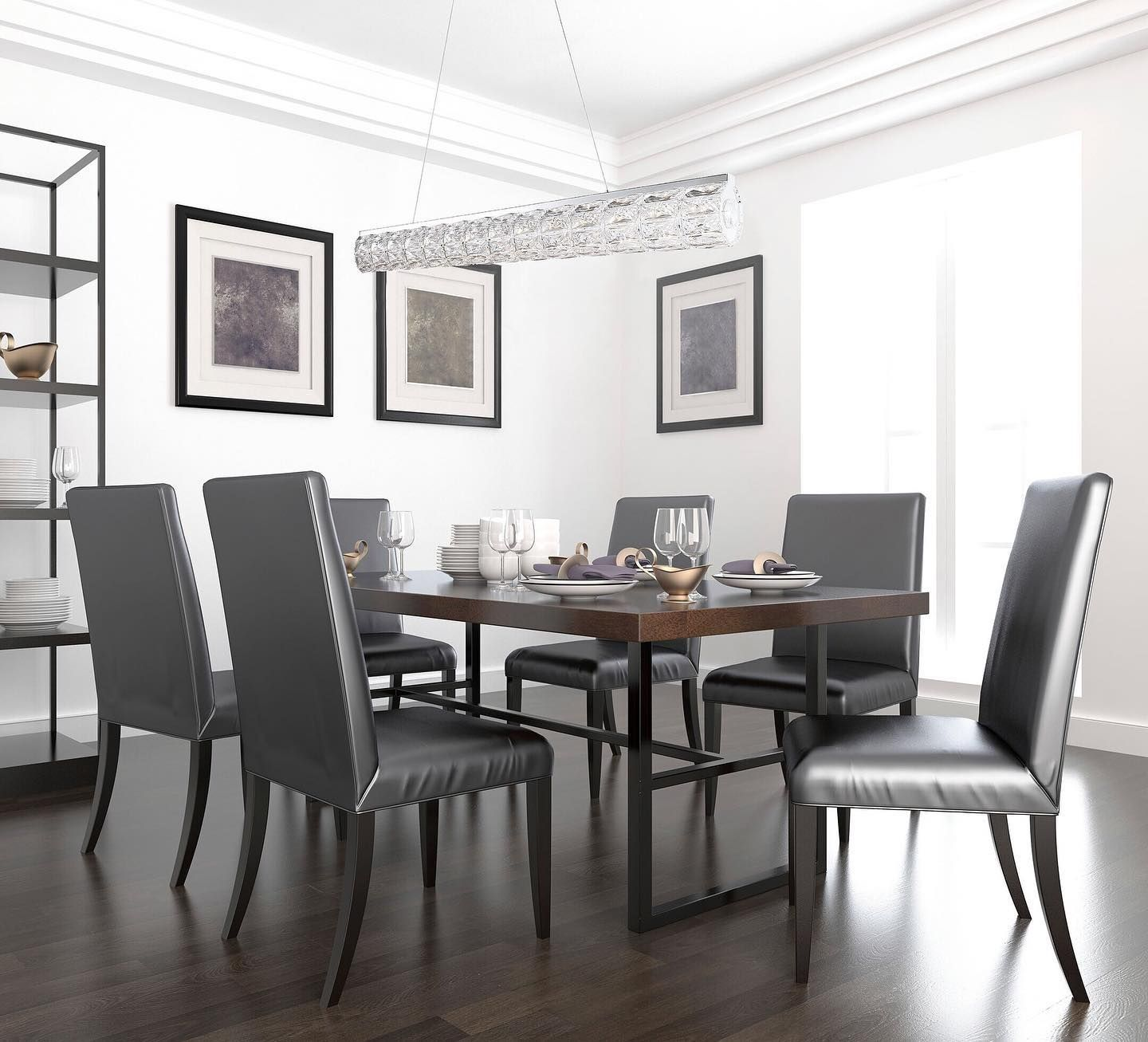 Renovating Your Dining Room The Lighting Needs More Consideration Than You Might Think You Need Something That C In 2020 Interior Styling Dining Lighting Home Decor