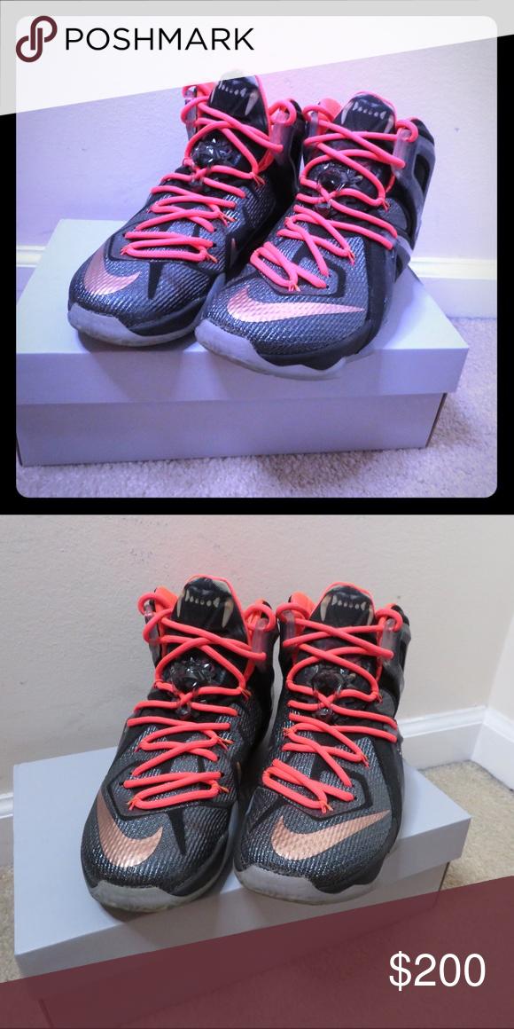 Nike Lebron 12 elite *limited edition