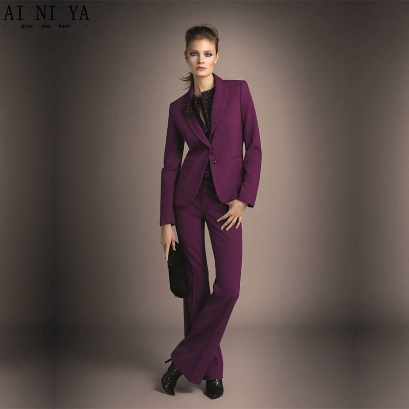 Lovely Suited Business Outfits Women Androgynous Fashion