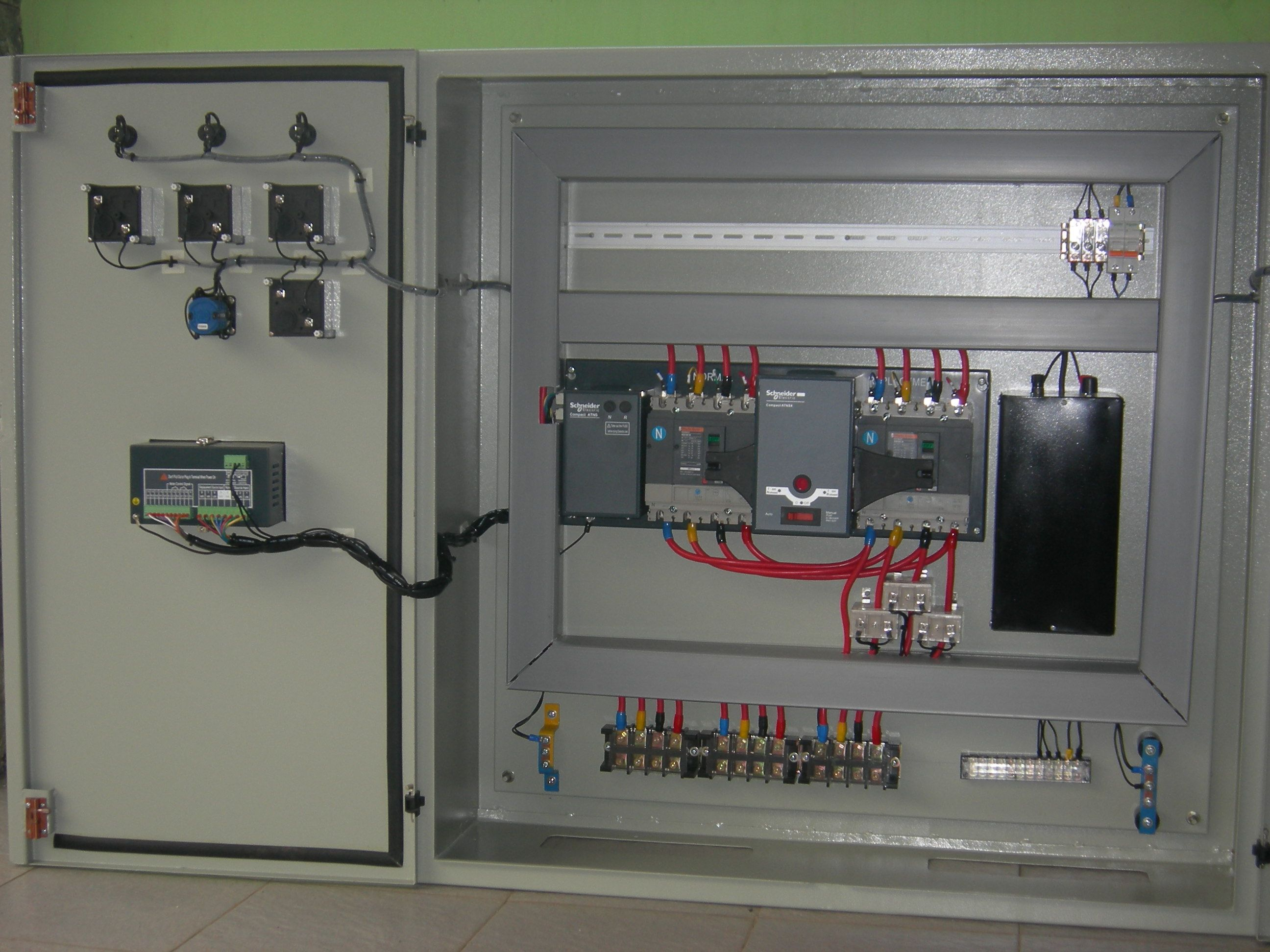 Pin di 0812-2074-3690 Jasa Instalasi Listrik dan Panel Wiring Panel Listrik on roof panel, pump panel, switch panel, fuse panel, drywall panel, glass panel, maintenance panel,