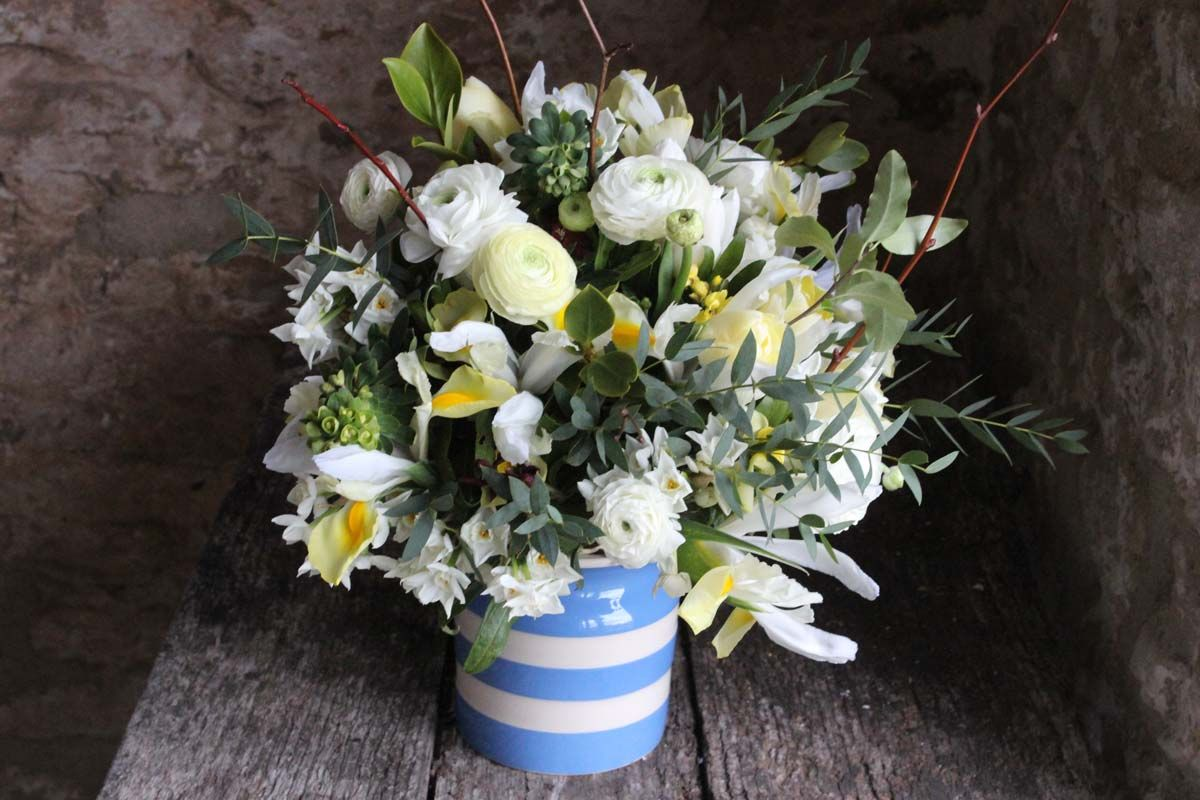 Spring Flowers From Commonfarmflowers Order Now For