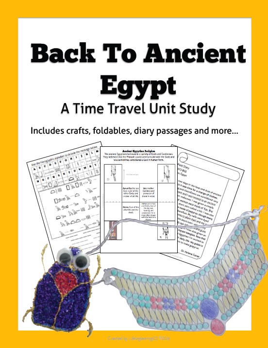 Ancient Egypt (Time Travel Guides) - amazon.com