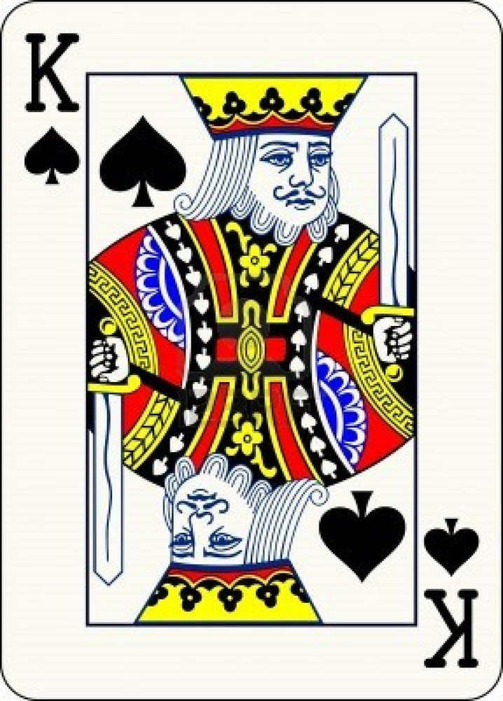 Jack Playing Card Playing Card An Isolated Vector