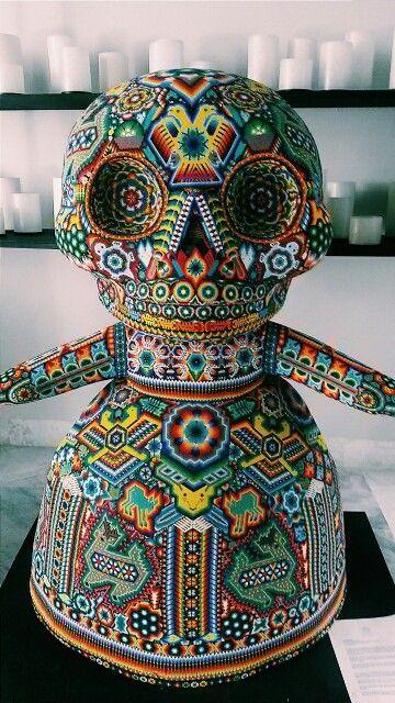 Huichol Art #huichol #Mexico