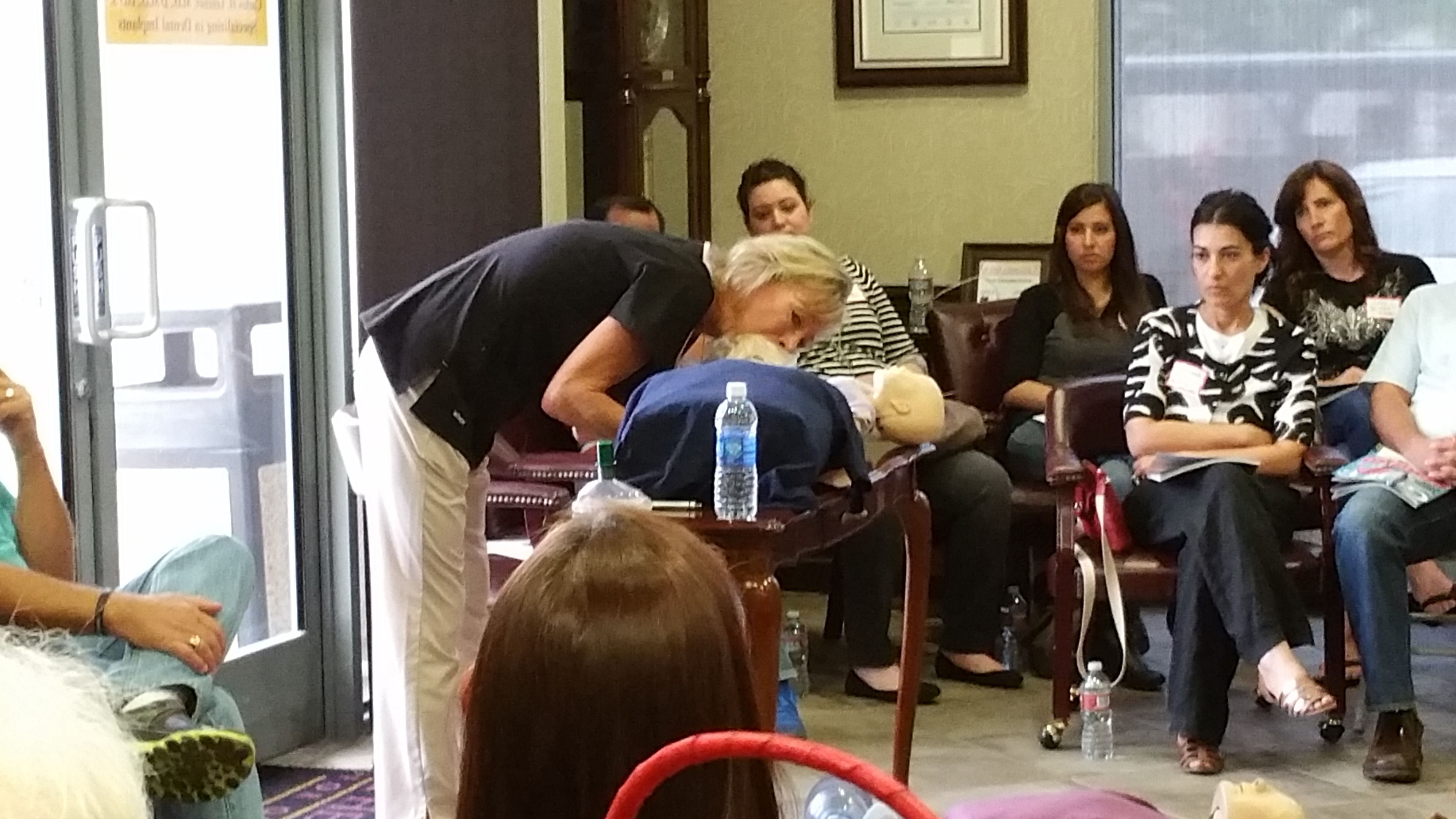 Offering free cpr classes with images cpr classes